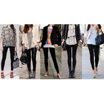 Calça Legs Leggings Malha Suplex Cores Preto Branco Etc,,,