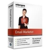 Sistema Online Interspire E-mail Marketer+ Instalação + Logo