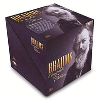 Johannes Brahms - Box Set 58 Cd