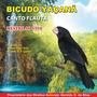 Cd Canto Pássaros Bicudo Yaçanã Canto Flauta Mestre Ao Vivo