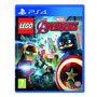 Jogo Novo Lacrado Lego Marvel Vingadores Playstation 4 Ps4
