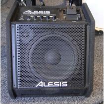 Amplificador Para Bateria Eletrônica Transactive Drummer Ale