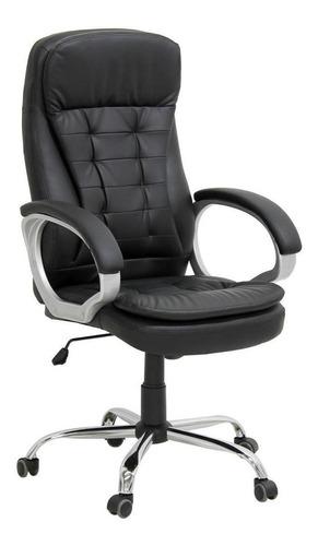 Cadeira De Escritório Nagano 102032978 Preta