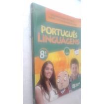 Livro Portugues Linguagens 8ª Série William Roberto Cereja