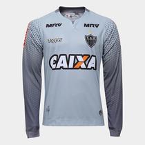 Busca Camisa de futebol com manga longa com os melhores preços do ... af12e214a0a56