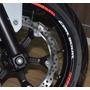 Friso Refletivo Adesivo Roda Moto Honda Cbr 500 R M3 Complet