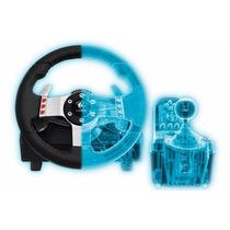 Volante Logitech G27 Racing Wheel Ps2 Ps3 Pc C/ Câmbio/pedal