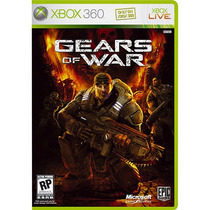Game Gears Of War Xbox 360 Original Lacrado Compre Ja