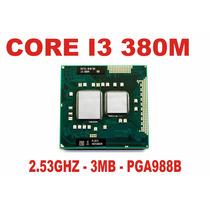 Processador Core I3 380m Notebook 1ª Geração Pga988