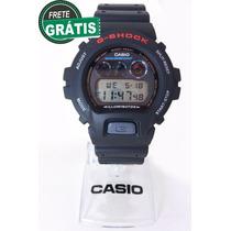 G Shock Cassio Dw 6900 A Prova Dágua 200mt Original Garantia