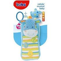 Celular Musical Baby - Buba