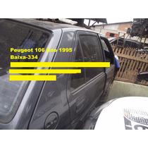 Bico Injetor Mono Ponto Peugeot 106 95