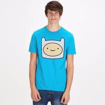 Camiseta Hora De Aventura Finn Geek Adventure Time ~ Suika