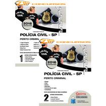 Apostila Polícia Civil Pc-sp 2016 - Perito Criminal