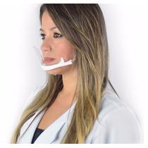 Máscara Higiênica Clearmask P/ Estética E Podologia