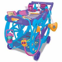 Carrinho De Médico Doutora Brinquedos - Disney - New Toys