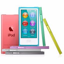Apple Ipod Nano 16gb Bluetooth 7ª Geração Original Lacrado