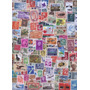 Coleção Lote 1000 Selos Temáticos Universais De Todo O Mundo