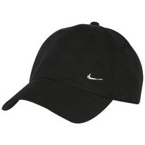 Boné Nike Metal Swoosh Cap Preto