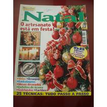 Revista Mãos De Ouro Especial Natal Velas Arranjos N°22