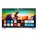 Smart Tv Led 50  Philips 50pug6513/78 4k Uhd Wi-fi E 60hz