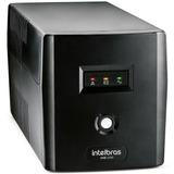 Nobreak Intelbras 1200va Mono 220v P/ Pc Xbox Camera Dvr