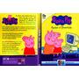 Coleção Peppa Pig Português 9 Dvds 140