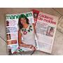 Revista Manequim 483 Daniela Sarahyba Moletom E Bordados