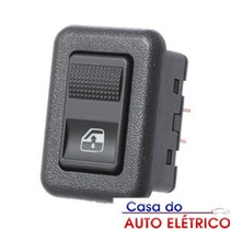 Interruptor Vidro Eletrico Dianteiro Dir. Vw Gol 1995 A 1996