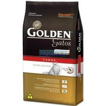 Ração Para Gato Golden Gato Adulto Carne 10,1kg