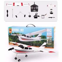 Planador Eletrico Wltoys F949 Cessna 3ch Frete Grati