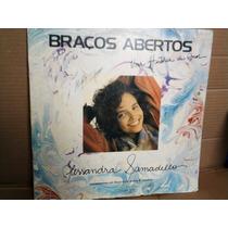 Lp + Cd Alessandra Samadello 1992 Braços Abertos Gospel