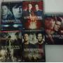 Sobrenatural Dvd Temporadas1,2,3,4 E 5 Originais.