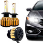 Clique para comprar Kit Super Ultra Led Gold Automotivo 9000 Lumens 6000k 12-24v