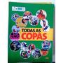 Livro Todas As Copas De 1930 A 1994 Lance