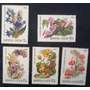 6748 Rússia - Flores De Jardim Série Yvert Nº 5529/33 Nova