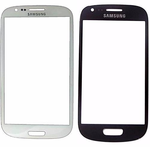 Tela Vidro Samsung Galaxy S3 Mini Gt-i8200 S/touch + Adesivo