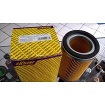 Filtro Ar Dafra Apache 150 Marca Eksim 1290063