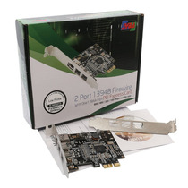 Placa Firewire Combo Pcie 1394a & 1394b Texas Instruments