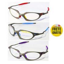 Óculos Oakley Romeo1 R1 Juliet Xsquared 24k Lentes Clear