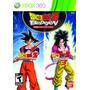Dragon Ball Z Budokai Hd Collection - Xbox 360 - Frete R$ 9