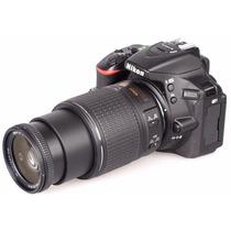 Lente Nova Nikon Af-s 55-200mm Vr Autofoco Mercado Platinum