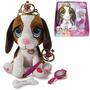 Mascote Das Princesas Disney Cachorrinho De Pelucia