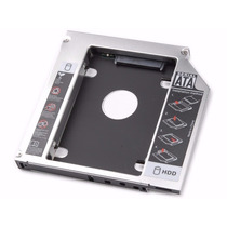 Adaptador Caddy Para Notebook Ssd Ou Hd - 12,5mm