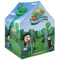 Barrraca Peixonauta Multibrink , Infantil, Unissex, Barraca