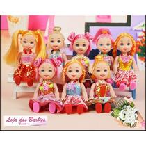 Linda Boneca Bebê Da Barbie * Estilo Kelly * Filha * Irmã