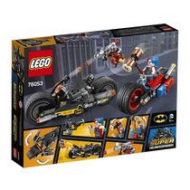 Lego 76053 Batman: Perseguição De Motocicleta Na Cidade De G