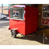 Carreta P/ Food Truck / Trailer Á Partir De
