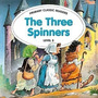 Livro The Three Spinners: For Primary 3 Com Cd J Heath