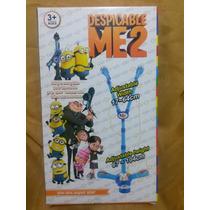 Microfone Infantil Me2 Duplo Karaoke- Fret16